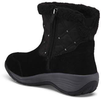 Suede Comfort Storm Boots