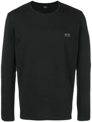 HUGO BOSS longsleeved logo T-shirt