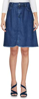 French Connection Denim skirts