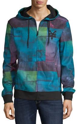 Zoo York Midweight Hooded Fleece Jacket