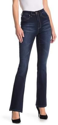 YMI Jeanswear Jeans Luxe Lift Hi-Rise Flare Jeans
