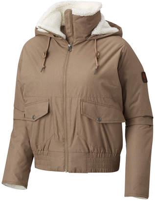 Columbia Fleece-Lined Beacon Brooke Bomber Jacket