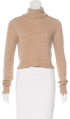 A.L.C. Knit Crop Top