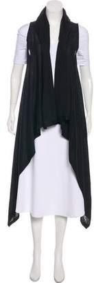 Candela Wool-Blend Knit Vest