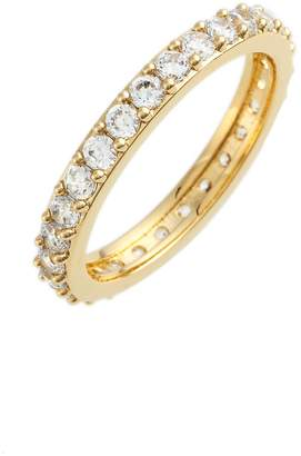 Nadri Cubic Zirconia Pave Band Ring