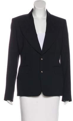 Tom Ford Wool Structured Blazer w/ Tags