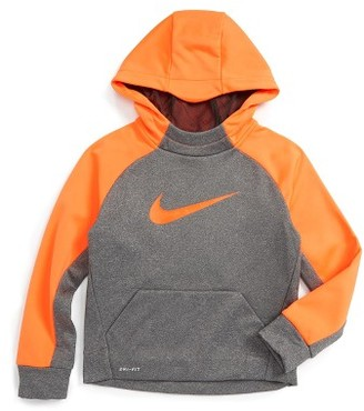 Boy's Nike Therma Dri-Fit Hoodie $38 thestylecure.com