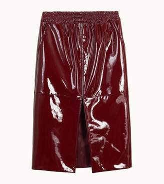 Tod's Tods Skirt in Patent Leather