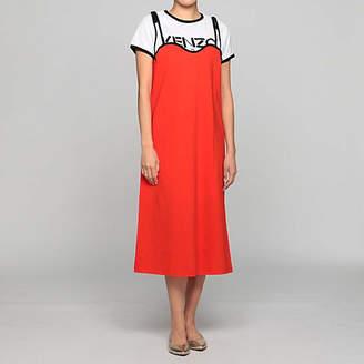 Kenzo (ケンゾー) - Kenzo Short Sleeves Layering Dress