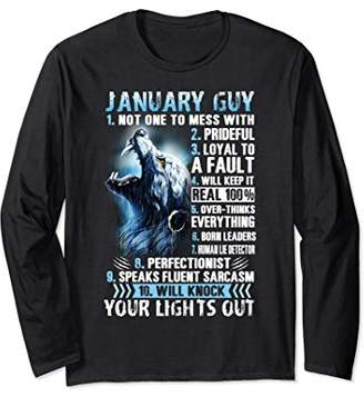 January Guy T-shirt