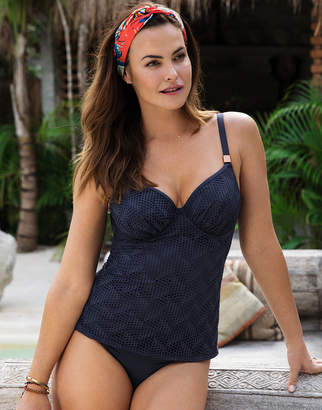 2070673908ede Fantasie Marseille Underwired Non Padded Full Cup Tankini Top