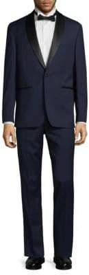 Vince Camuto Wool Shawl Lapel Tuxedo