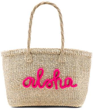 KAYU x REVOLVE Aloha Tote Bag in Beige. $115 thestylecure.com