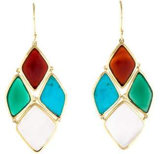 Ippolita Riviera Sky Multistone Cascade Earrings