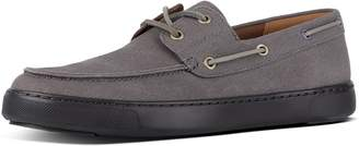 FitFlop Lawrence Men's Canvas Boat Shoes