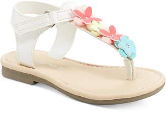 Carter's Nala Floral Sandals, Toddler Girls & Little Girls