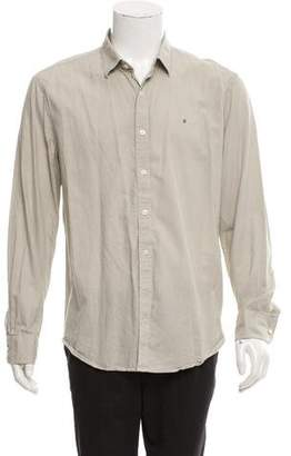 Victorinox Long Sleeve Linen Shirt