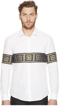 Versace Collection - Long Sleeve Botton Down Men's Long Sleeve Button Up $575 thestylecure.com