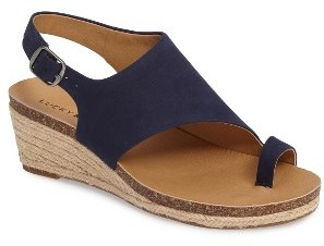 Women's Lucky Brand Jannan Wedge Sandal $88.95 thestylecure.com