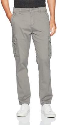 UNIONBAY Men's Stretch Vintage Twill Cargo Pant