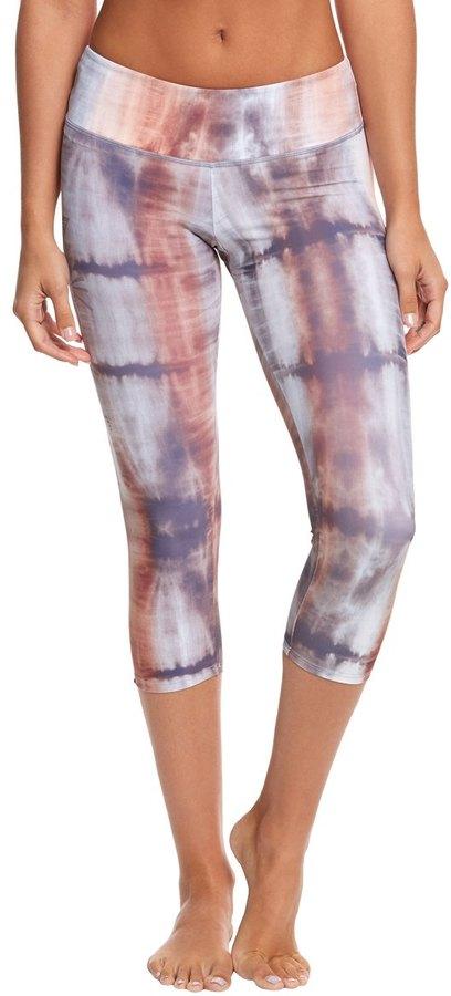 Onzie Graphic Yoga Capri Leggings 8129727