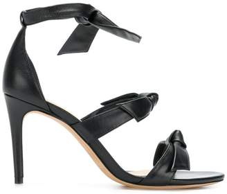 Alexandre Birman bow tie high heel sandals