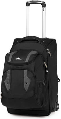 High Sierra Closeout! Adventure Access Carry On Rolling Backpack