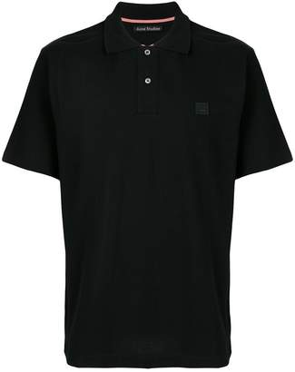 Acne Studios Newark Face polo shirt