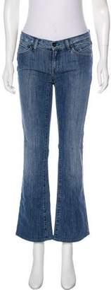 Edun Low-Rise Wide-Leg Jeans