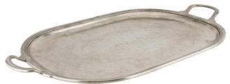Arte ItalicaArte Italica Peltro Large Oval Tray