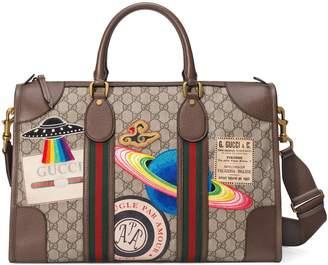Gucci Courrier soft GG Supreme duffle bag