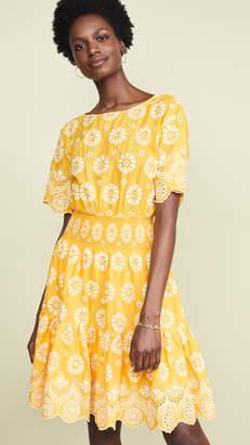 Tory Burch Flower Dress