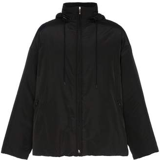 Balenciaga large logo jacket