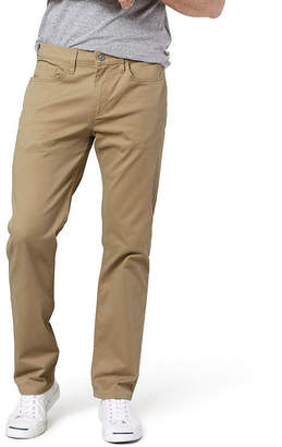 Dockers Classic Fit Big & Tall Jean Cut Khaki All Season Tech Pants D3