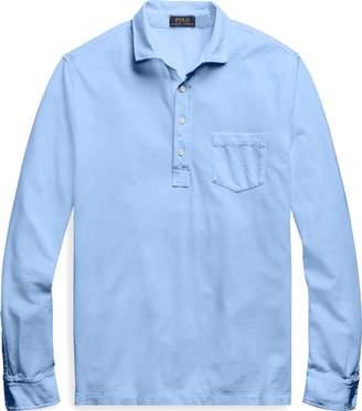 Ralph Lauren Classic Fit Mesh Shirt