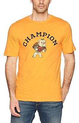 Champion Men's Heritage Short Sleeve Slub Tee
