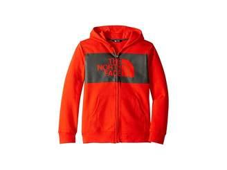 The North Face Kids Logowear Full Zip Hoodie (Little Kids/Big Kids)