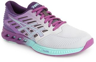 ASICS ® 'FuzeX' Running Shoe $109.95 thestylecure.com