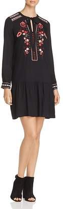 Vero Moda Embroidered Dress $75 thestylecure.com