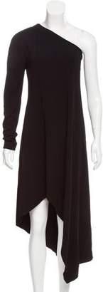 Narciso Rodriguez Asymmetrical One-Shoulder Dress
