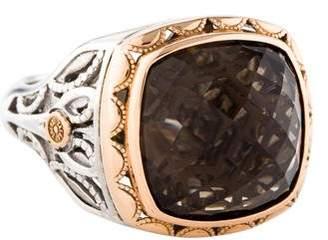 Tacori Smoky Quartz Ring