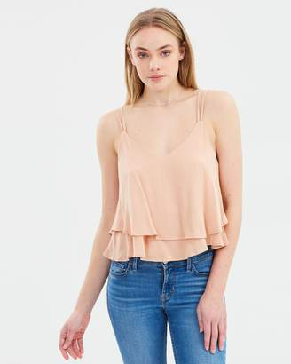All About Eve Ivy Frill Cami