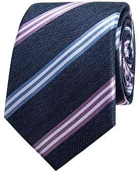 Geoffrey Beene Thin Stripe Tie