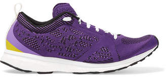 adidas by Stella McCartney Adizero Adios Mesh Sneakers - Purple