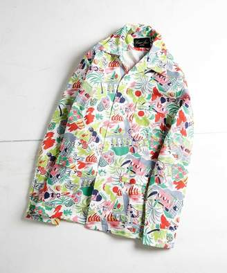 Haver Sack 【公式/ナノ・ユニバース】Tropical Print JKT【 】