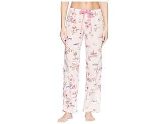 PJ Salvage Playful Prints Vaca Pants Women's Pajama