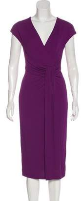 Michael Kors Cap Sleeve Evening Dress w/ Tags