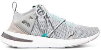 adidas Arkyn Rubber-trimmed Primeknit Sneakers
