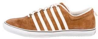 Billy Reid x K-Swiss Suede Low-Top Sneakers