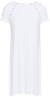 Bailey 44 Cutout Jersey Mini Dress
